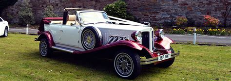 Wedding Car Ayrshire by Beauford Ayrshire Bridal Cars