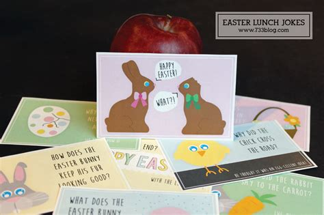 printable easter lunch box jokes easter lunch jokes seven thirty three