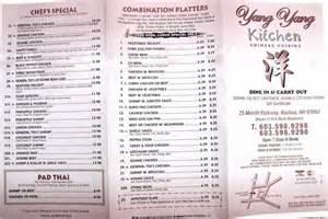 Yang Yang Kitchen Menu yang yang kitchen nashua nh verenigde staten yelp