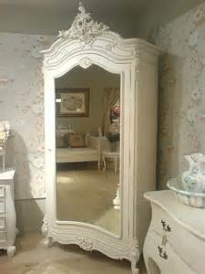 French Antique Armoires For Sale French Armoire In White
