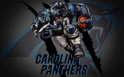 NFL Carolina Panthers Team Logo wallpaper 2018 in Football