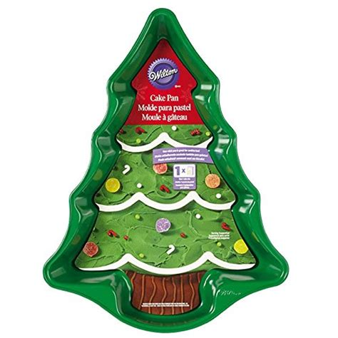 wilton 2105 0070 christmas tree cake pan recipes2u