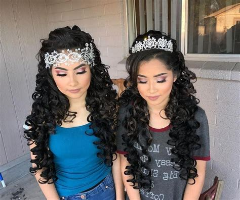 Quinceanera Hairstyles For Hair by 15 Best Of Hair Quinceanera Hairstyles