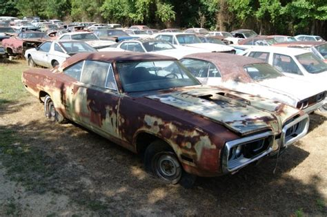 MOPAR GRAVEYARD worth MILLIONS: EXCITEMENT AND SADNESS for