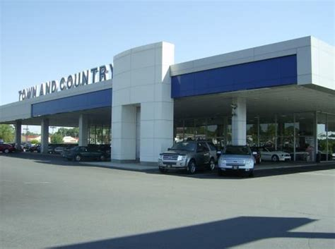 Towne Ford by Town Country Ford Nc 28212 Car Dealership