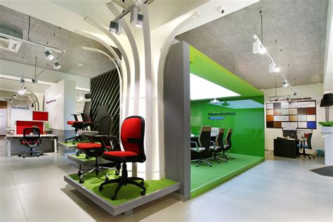 godrej interio b2b store by four dimensions pune india