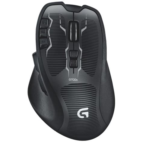 Logitech G700s Wireless Gaming Mouse 1 eprom inc computer hardware mice logitech g700s rechargeable gaming mouse 910 003584