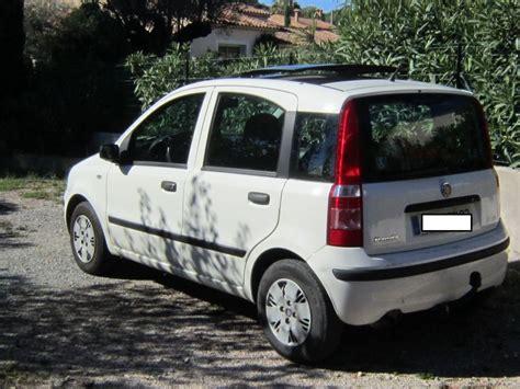 Fiat Panda 4x4 Occasion Ancien Modele Le Bon Coin