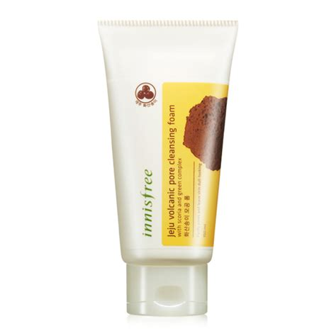 Harga Produk Make Up Innisfree jual innisfree jeju volcanic pore cleansing foam 150ml