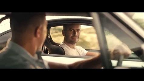 Fast And Furious End Scene | fast and furious 7 ending scene tribute to paul hd
