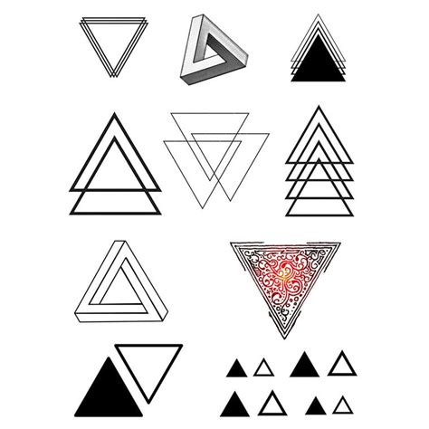triangle tattoos designs r 233 sultat de recherche d images pour quot triangle