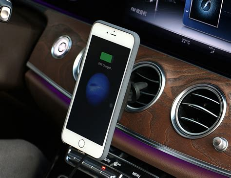 qi charger magnet magqi magnetic qi charger 187 gadget flow