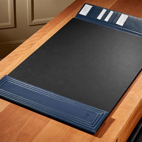 Desk Pad by Bomb 233 Quilted Desk Pad Levenger