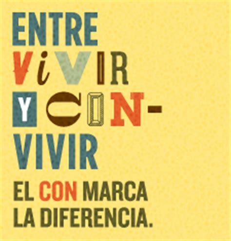 que significa themes en español entre vivir y convivir