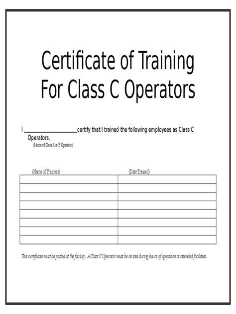 training course certificate template invitation template