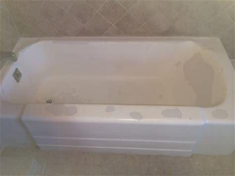 bathtub reglaze kit diy bathtub resurfacing kits total bathtub refinishing