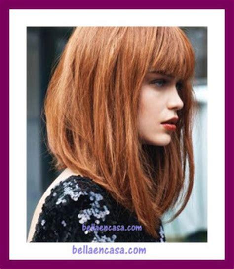 corte de pelo a la moda 2016 dama tendencia de corte y color de cabello 2017 bella en casa