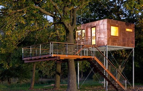 coolest treehouse in the world the best job title in the world treehouse designer guru