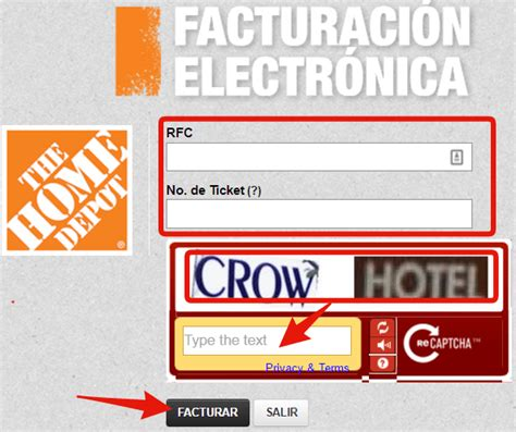 home depot facturacion home design 2017