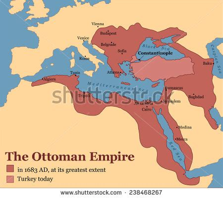 ottoman empire largest borders the ottoman empire at its greatest extent in 1683 and