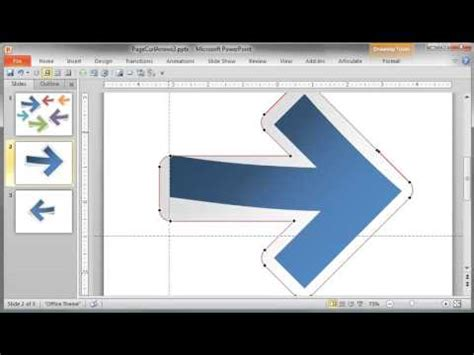 Photoshop Page Curl Effect Page Turn Effect Tutorial Doovi Page Turning Effect In Powerpoint