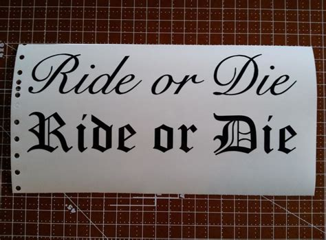 ride or die tattoos best 25 ride or die ideas on cars
