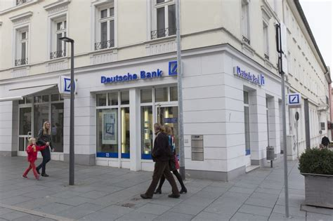 deutsche bank germany bafin to discuss potential consequences with deutsche bank