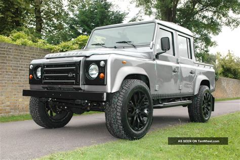 modified land rover land rover defender custom www imgkid com the image