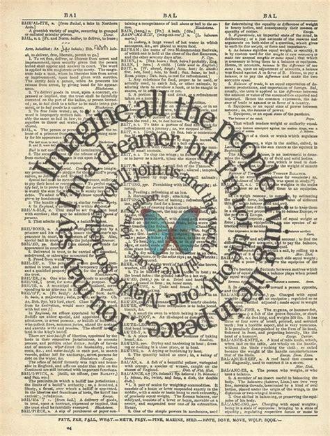 Imagine Lennon The Beatles imagine song beatles and heavens on