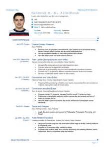 Resume Sample Uae mahmoud almadhoun uae cv