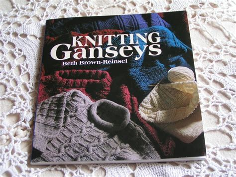 knitting ganseys beth brown reinsel un petit bonheur de tricoteuse plus la vie de