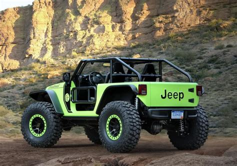 Jeep Pics 2017 Jeep Wrangler Trailcat Specs Price Release Date News