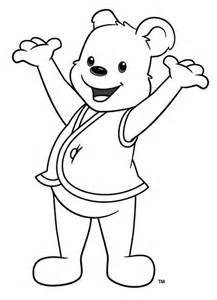 Awana Cubbies Coloring Pages Coloring Home