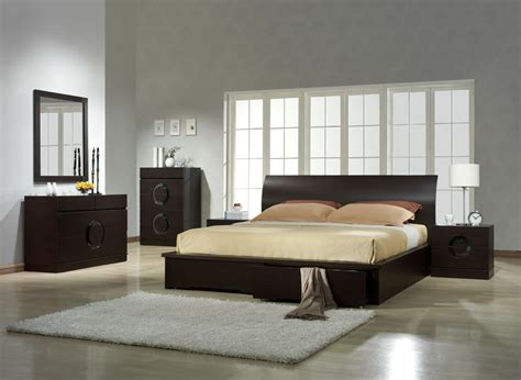 zen bedroom set platform bed contemporary bed modern bed new york ny