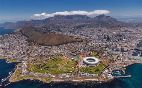 Landscape Cape Town Table Mountain Wallpapers Ultra High Quality Wallpapers
