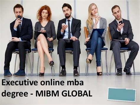 Hofstra Mba Ibm Linkedin by Executive Mba Degree To Make A Progress In All The