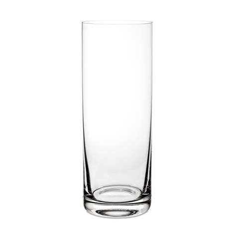 Cylindrical Glass Vases by Cylindrical Glass Flower Vase