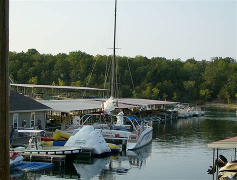 Table Rock Lake State Park Marina by State Park Marina Flickr Photo