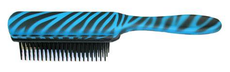 Hair Styling Brush Green denman d3 zebra medium styling black blue pink purple
