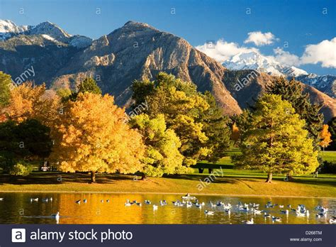 sugar house utah sugarhouse park salt lake city ut stock photo royalty free image 52999092 alamy