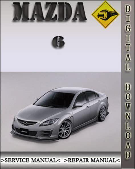 car repair manuals online free 2013 mazda mazda6 windshield wipe control mazda 6 factory service repair manual download manuals tech