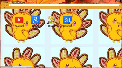 thanksgiving theme for google chrome thanksgiving chrome themes themebeta
