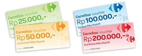 Voucher Carrefour Nominal 500 Ribu voucher carrefour trans retail