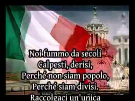 fratelli d italia testo fratelli d italia versione completa inno nazionale