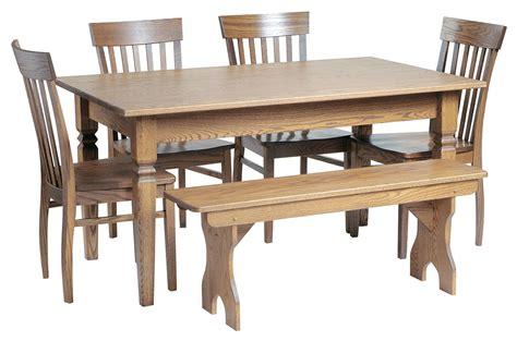 shaker dining room table bw shaker dinig