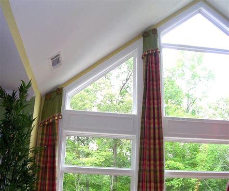 angled window treatments window treatments traditional family room atlanta