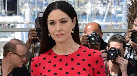 Donald Trump Home by Monica Bellucci S Enjoying Being Single The Indian Express