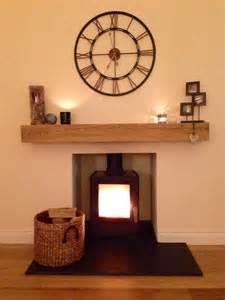 Fireplaces For Log Burners by Best 25 Log Burner Ideas On