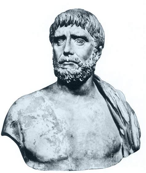 Duvet Sales Thales Ancient Greek Philosopher Photograph By Photo