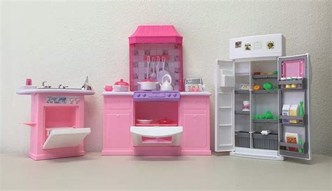 dolls house kitchen furniture size dollhouse furniture kitchen set ebay